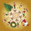 Christmas background — Stock Photo #30287955