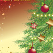 Christmas background — Stock Photo #33455239