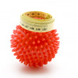 Stock Photo: Massage ball