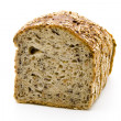 Fresh grain bread - Stock Photo