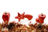 圣诞星 — 图库照片