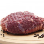 Roast venisons — Stock Photo