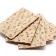 Stock Photo: crispbread
