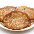 Roasted Rösti — Stock Photo