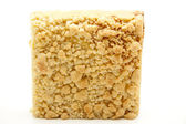 Fresh crumb cake — Stock Photo
