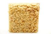 Fresh crumb cake — Stock Photo