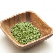 Stock Photo: Dried Herbs for Cooking