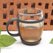 Stock Photo: Peppermint Tea