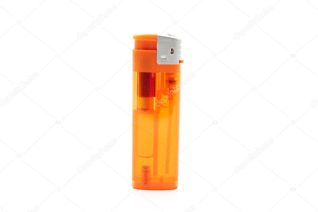 Orange Lighter  — Stock Photo #14671417