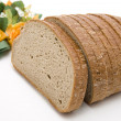 Crust bread — Stock Photo
