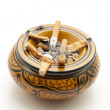 Ashtray — Stock Photo