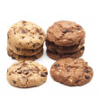 Fresh Chocolate Cookies — Stock Photo