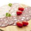 Cold Cuts for Baked Bread - Stock Photo