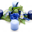 Blue rose — Stock Photo #14888671