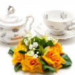 Coffee set for Special Occasion — Foto Stock