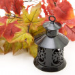 Stock Photo: Lantern for candles