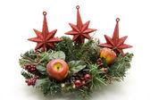 Christmas star — Stock Photo