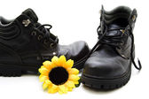 Men boot — Stock Photo