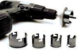 Accumulator drill — Stock Photo