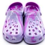 Coloured ladies shoes — Stock Photo #17173571