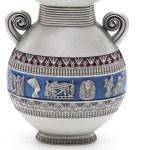 Egyptian vase — Stock Photo