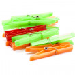 Coloured clothes pegs — Stock Photo #18974615