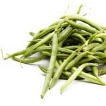 Green fresh beans — Stock Photo