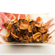 Stock Photo: Dry potpourri of perfume
