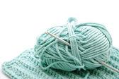 Crochet wool — Stock Photo