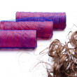 Locks roller with hair locks — Stock Photo #31347765