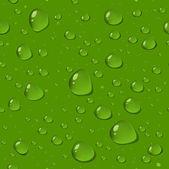 Water Drops texture — Stock Vector