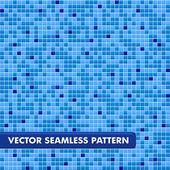 Swimming pool texture — Stock Vector