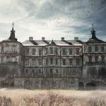 Podgoretsky Castle. Pidhirtsi — Stock Photo #12388880