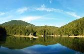 Synevir Lake — Stock Photo