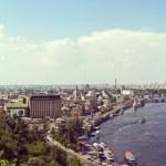 Kiev is the capital of Ukraine — Stock Photo