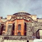 Hagia Sophia, Istanbul, Turkey — Stock Photo #27932893