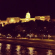 buda castle — Stock Photo #28466493