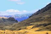 Mountains of Peru — Stock Photo