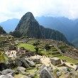 Peru - Machu Picchu - Stock Photo