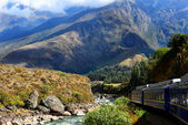 Railway Peru — Stock Photo