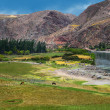 Urubamba River in Peru — Stock Photo #29677651