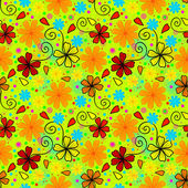 Bright and crazy summer pattern — Stock Photo
