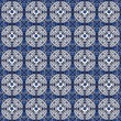 Blue pattern — Stock Photo #38147357