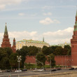 Moscow, view of the Kremlin. Russia — Stock Photo #32240399