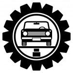 Car service icon — Stock Vector #12560418