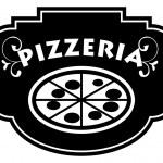 Pizzeria sign — Stock Vector #12815752