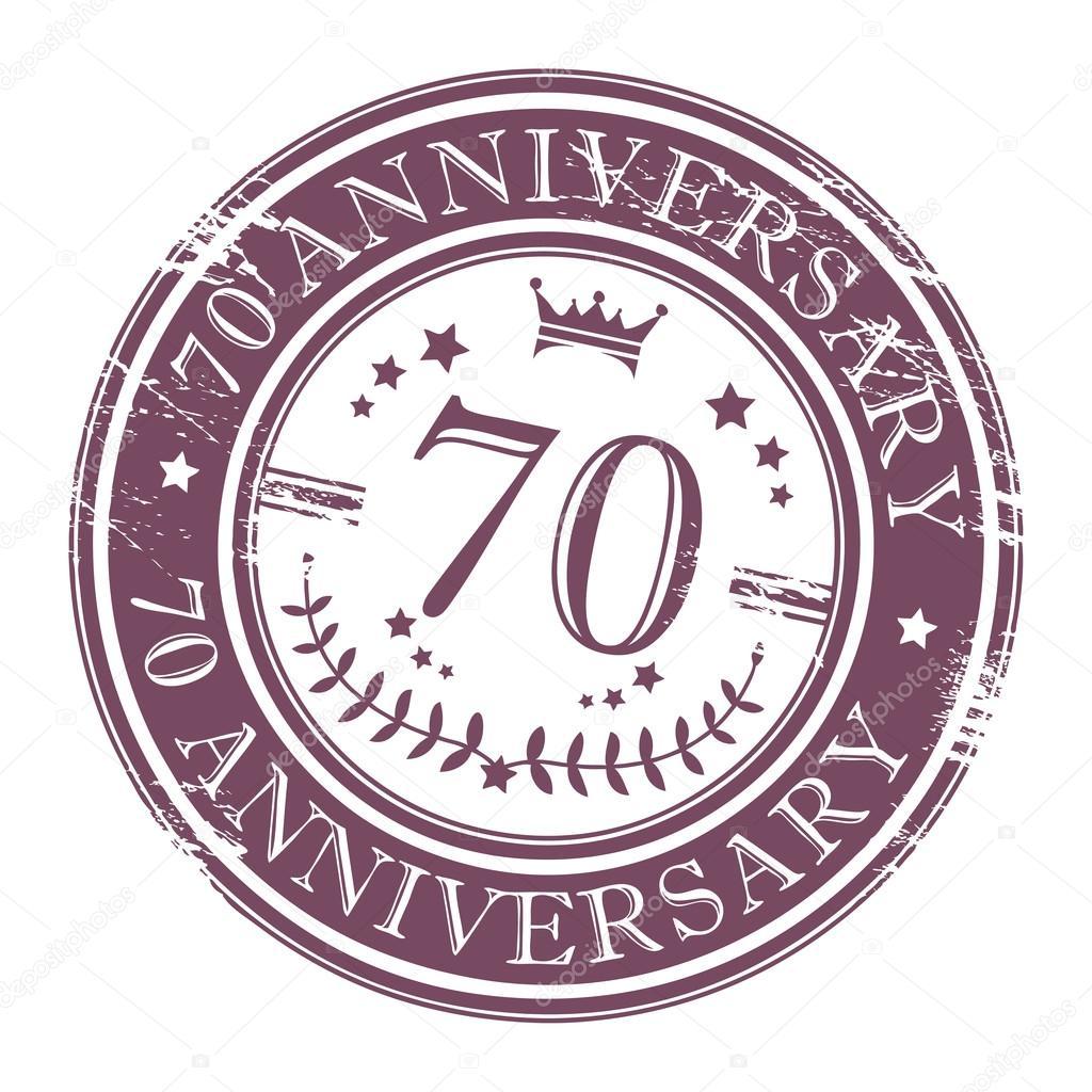 70 Jaar Verjaardag