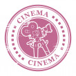 Cinemstamp — Stock Vector #13489975