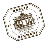 Berlin, Germany stamp — Vector de stock