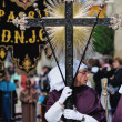 Foto Stock: Good Friday procession